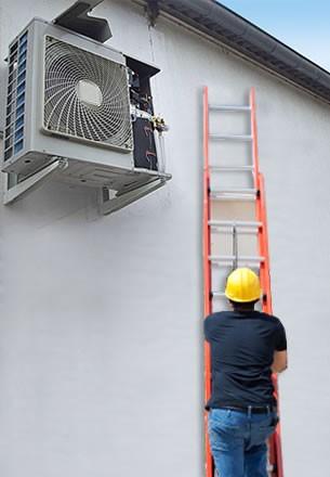 Installation climatisation à Montpellier